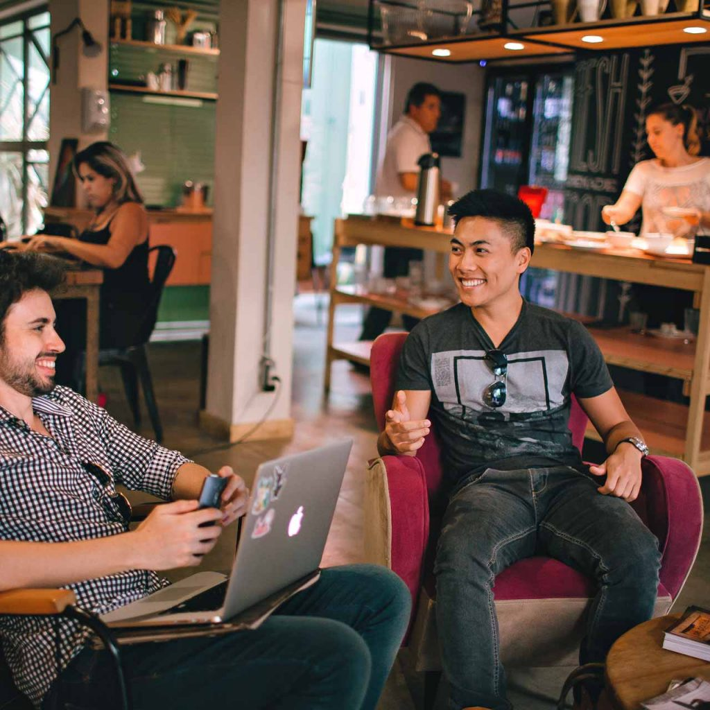Why do People Use Coworking Spaces?